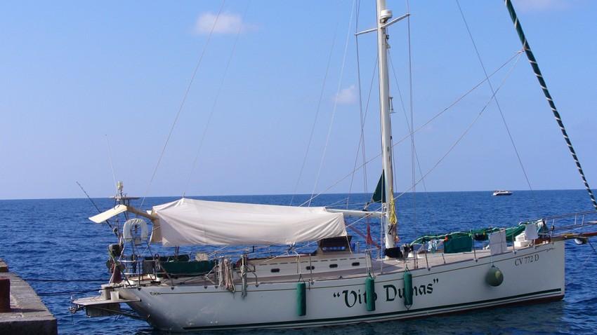 5 barca a vela con skipper arcipelago toscano