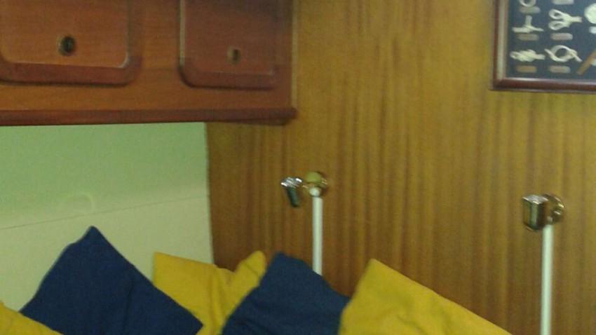 8 camera letto barca vela vito dumas