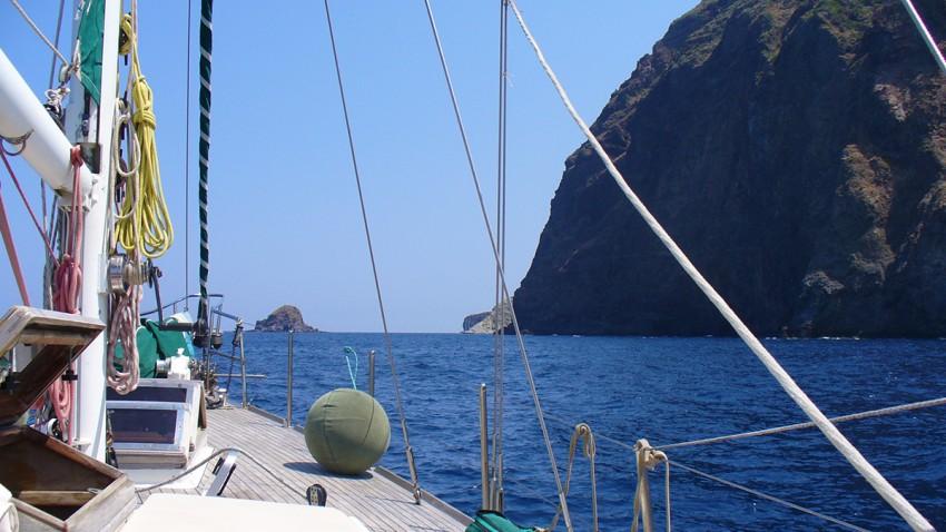 barca a vela con skipper
