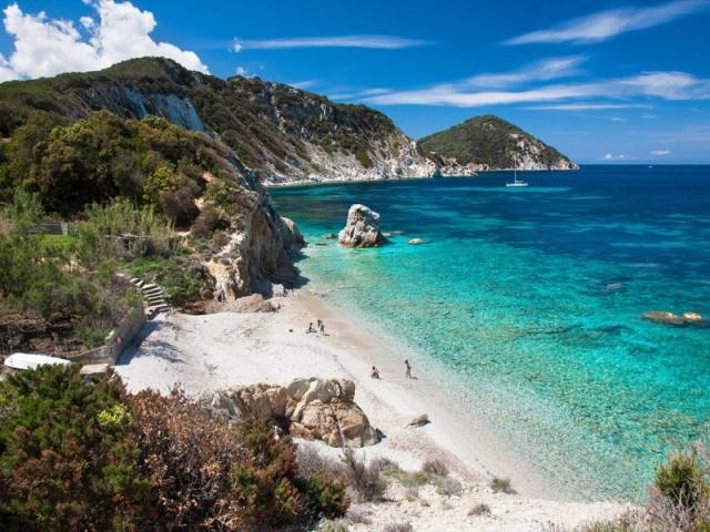 Offerte per vacanza a vela all'isola d'elba nell'arcipelago toscano